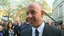 Fast & Furious 6 premiere: Vin Diesel full interview