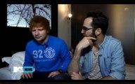 Ed Sheeran Might Drop a Rap-Metal Record