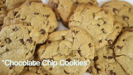Chocolate Chip Cookies - RECIPE