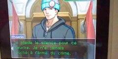 Debut Ace Attorney Apollo Justice partie 2