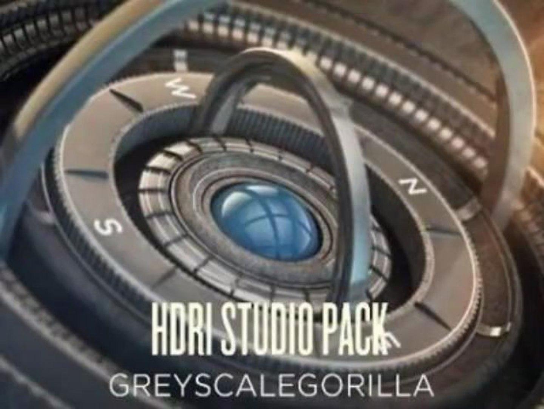 GSG HDRI Studio Pack v1 8 For Cinema 4D