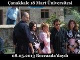 ''Bozcaada-Hotel Fahri''sunar-18 Mart Üniversitesi Bozcaada'da 08.05.2013 (video 1. blm.)