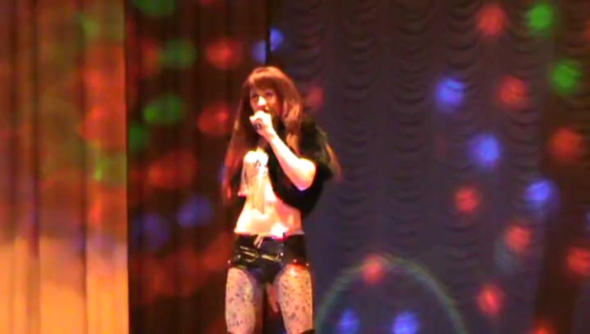 Травести-шоу Dina Love-Viva. Живой звук