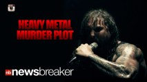 Heavy Metal Murder Plot: 'As I Lay Dying' Singer Accused of Trying to Hire Hitman to Kill Wife
