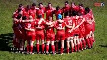 La caméra en balade - Suisse Rugby Day: Suisse - Lithuanie