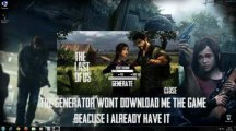 the last of us full pc game including crack  key by skidrow