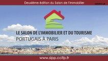 SALON DE L'IMMOBILIER ET DU TOURISME PORTUGAIS A PARIS - Promo RTPi