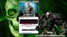 Injustice Gods Among Us Game Redeem Codes - Xbox 360,PS3