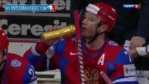 720p █ RUSSIA - USA 5:3 █ Goals █ IIHF WC 2013 Голы ЧМ Россия США