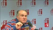 Dov Zerah, directeur général de l'Agence française de développement (AFD)