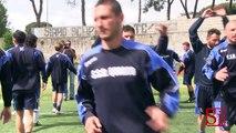 Quarto (NA) - Tommasi visita il Quarto Calcio -1- (07.05.13)