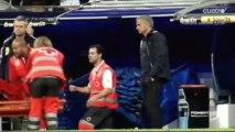 Así fue el partido de Mourinho frente al Málaga