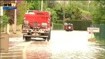 Crues: situation stabilisée à Troyes, la décrue en vue - 09/05