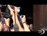 La 'prima' di Grillo alla Camera, il comico assediato - VideoDoc. Folla di fotografi e cronisti per vertice M5S a Montecitorio