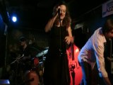 """Le groupe de jazz """"Leila Martial"""" en concert au Comptoir du jazz de Bordeaux"""