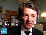 """François Baroin : """"le pire a été évité à Troyes"""""""