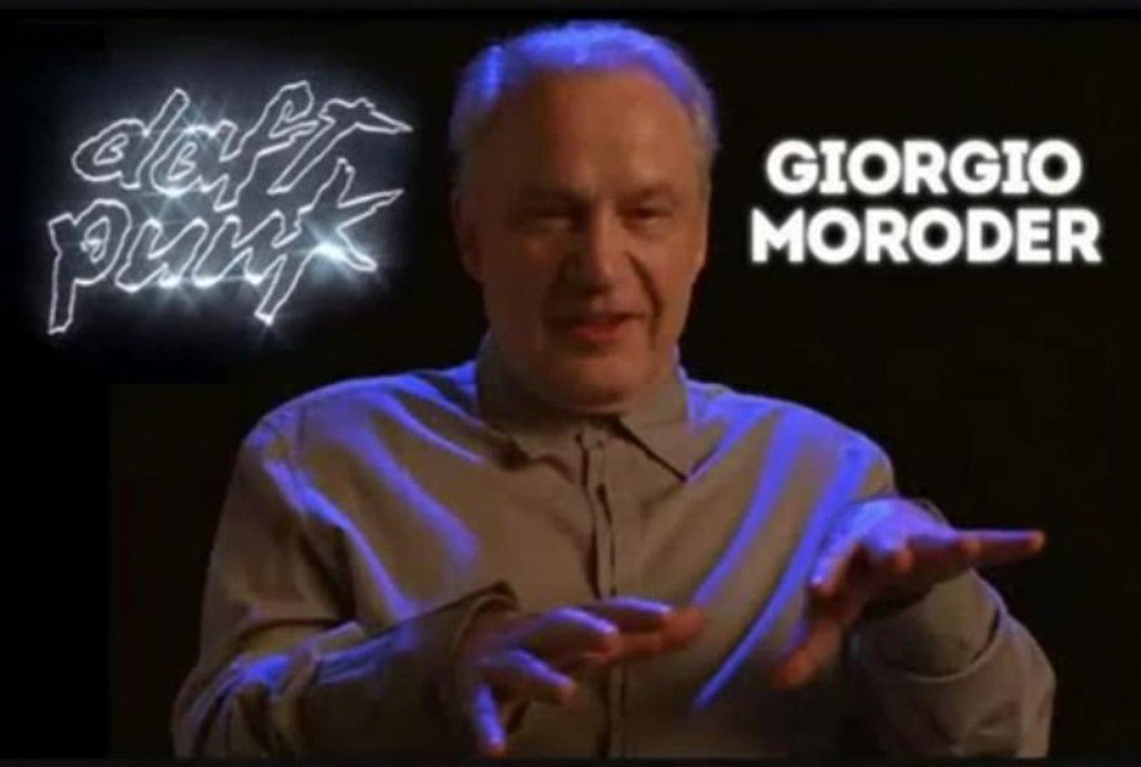 Daft Punk - Giorgio by Moroder (Edit Daftworld) - Vidéo Dailymotion