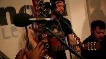 "Joe Driscoll & Sekou Kouyate - ""Zion"" Live @ Nova"