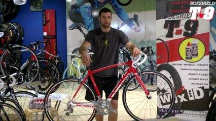 Choisir un vélo de route
