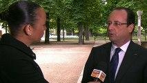 Interview à l'occasion de la Journée nationale des mémoires de la traite, de l'esclavage et de leurs abolitions