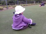lily au parc