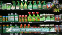 Jardiner autrement : Pesticides : sont-ils dangereux pour nous ?