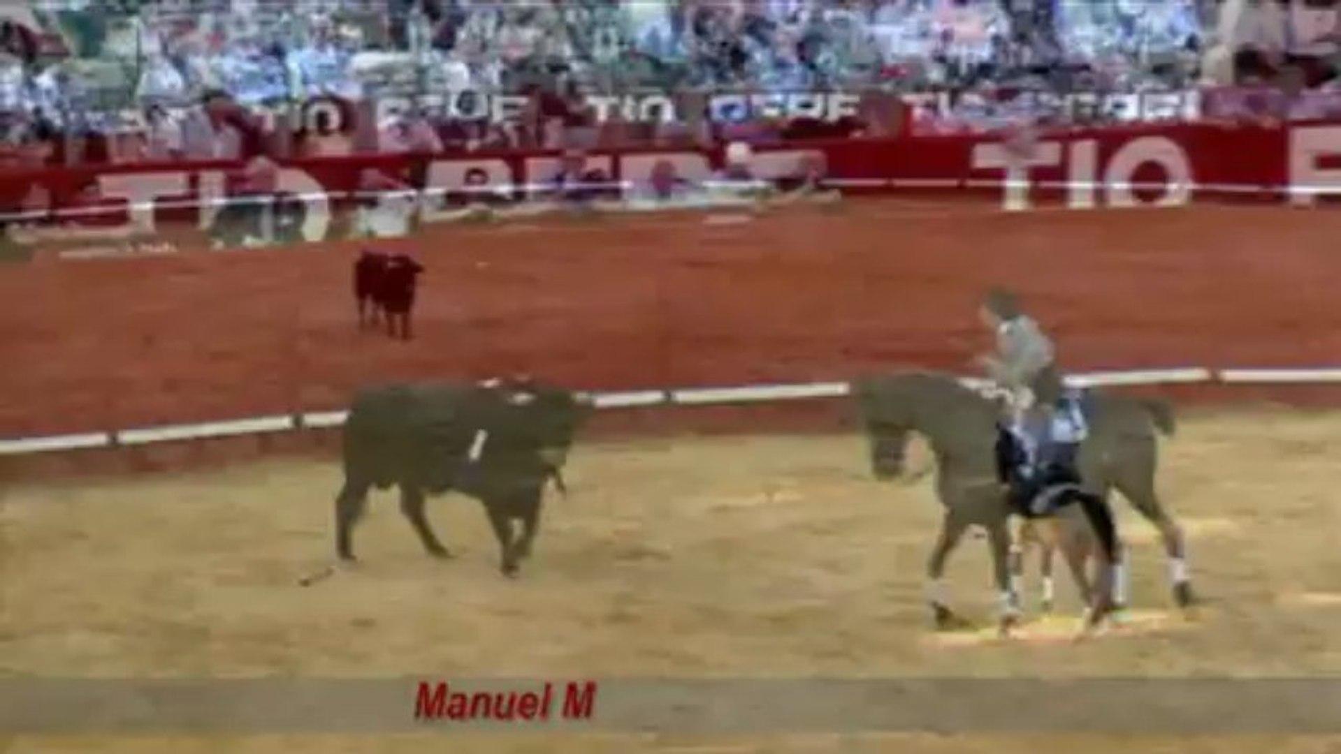 Jerez - Corrida de Rejones 9 de mayo 2013