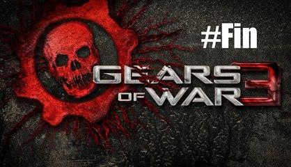 Gears of War 3 - 18 - XBOX 360 - Fin