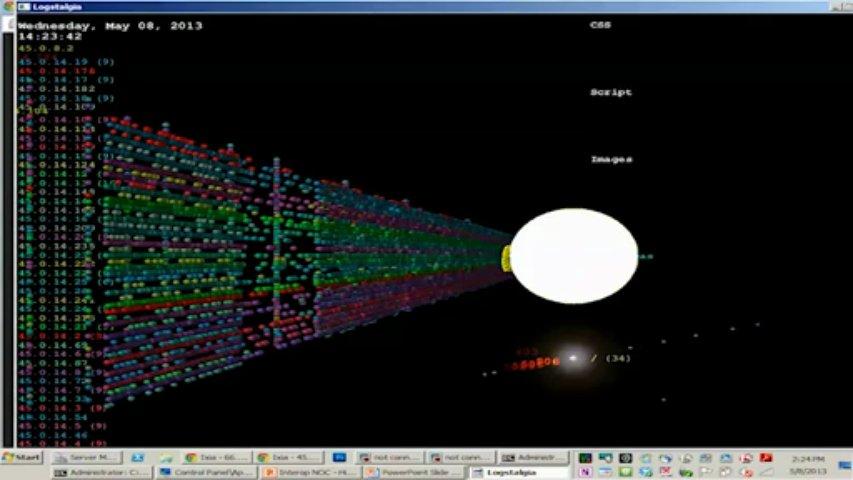 Interop 2013: Production DDoS Attack – HA & DDoS/Firewall Protection
