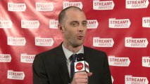 Nice Peter: Streamy 2013 Awards Backstage