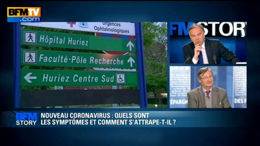 BFM STORY: Nouveau coronavirus, quels sont les symptômes et comment s'attrape-t-il? – 10/05