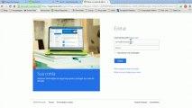 Tutorial Email Personalizado com Windows Live Parte 01 - Thiago Dias Design