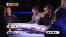 LMDB 3 - Table éliminatoire France - Belgique - PokerStars