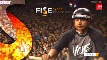 Finale BMX Freegun Air Spine Contest Pro - FR - FISE World Montpellier 2013