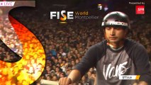 Finale BMX Freegun Air Spine Contest Pro - EN - FISE World Montpellier 2013