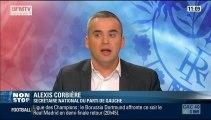 1 Mai 2013 Marine le Pen SONDAGES  30 Avril 2013 BFM TV