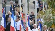 Allocution de Jean Claude Richard Maire du B EAUSSET