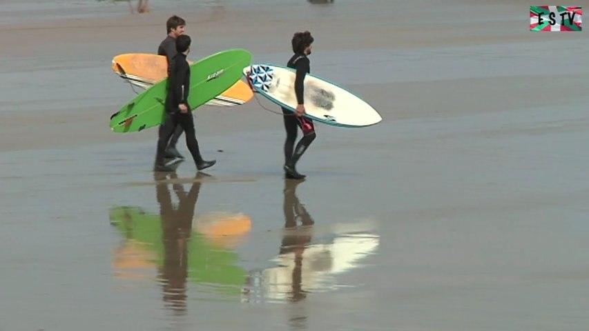 Hendaye: Le miroir du surf - Euskadi Surf TV