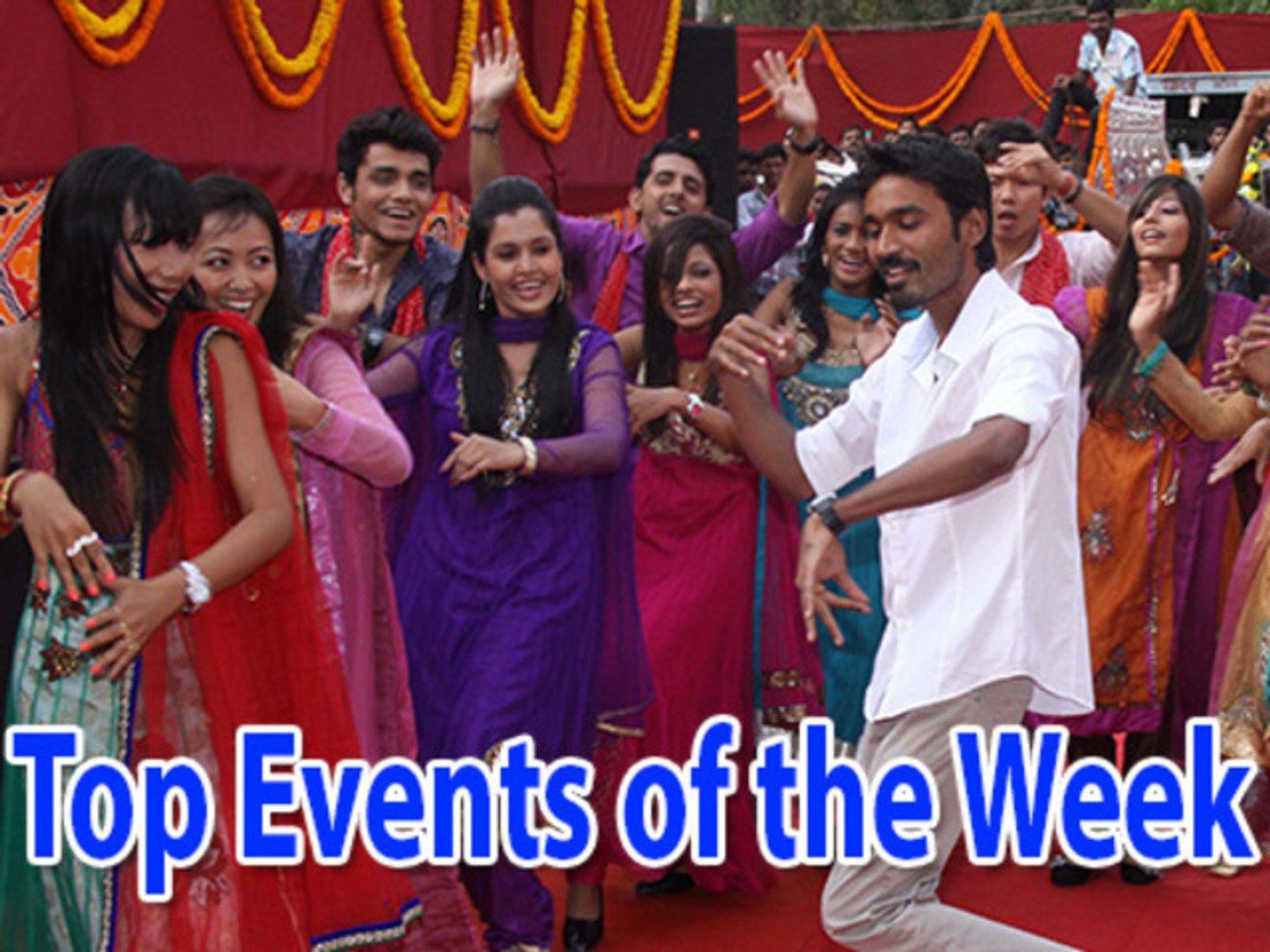 Top Events Of The Week Dhanush Unplugged And More Hot Events