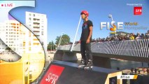 Finale Roller Slopestyle Pro - FISE World Montpellier 2013
