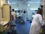 Hôpital au bord de la crise de nerfs