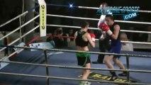 Gala de boxe du Stade Clermontois: Dellal/Cavarec