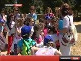 Agrigento visita alla valle dei Templi la scuola  Manzoni