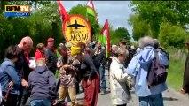 Notre-Dame-des-Landes: une chaîne humaine de 25 km - 11/05