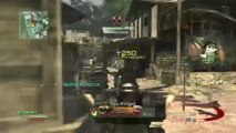MW3 Road to Commander - Death From Above LMAO - Game 58