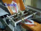 【chocolate packaging machine】 -chocolate packing machine in flow wrapper