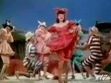 Rita Hayworth Dancing To Stayin' Alive