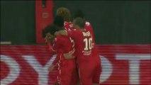 But José SAEZ (90ème +1) - Valenciennes FC - Stade Rennais FC (4-1) - saison 2012/2013