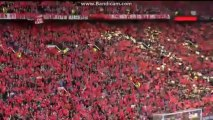 Le dernier match de Sir Alex Ferguson avec Manchester United à Old Trafford