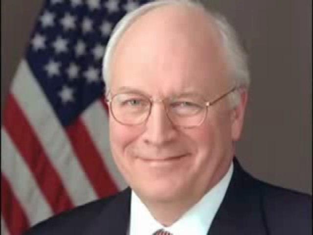 Dick Cheney (Misspoken!) - Bin Laden not responsible for 9/11